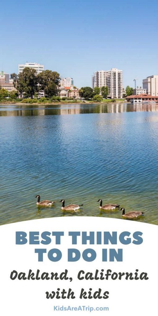 Best Things to do in Oakland with Kids-Kids Are A Trip