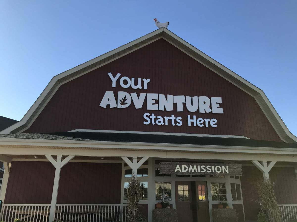 Visiting Fair Oaks Farms Indiana Adventure-Kids Are A Trip