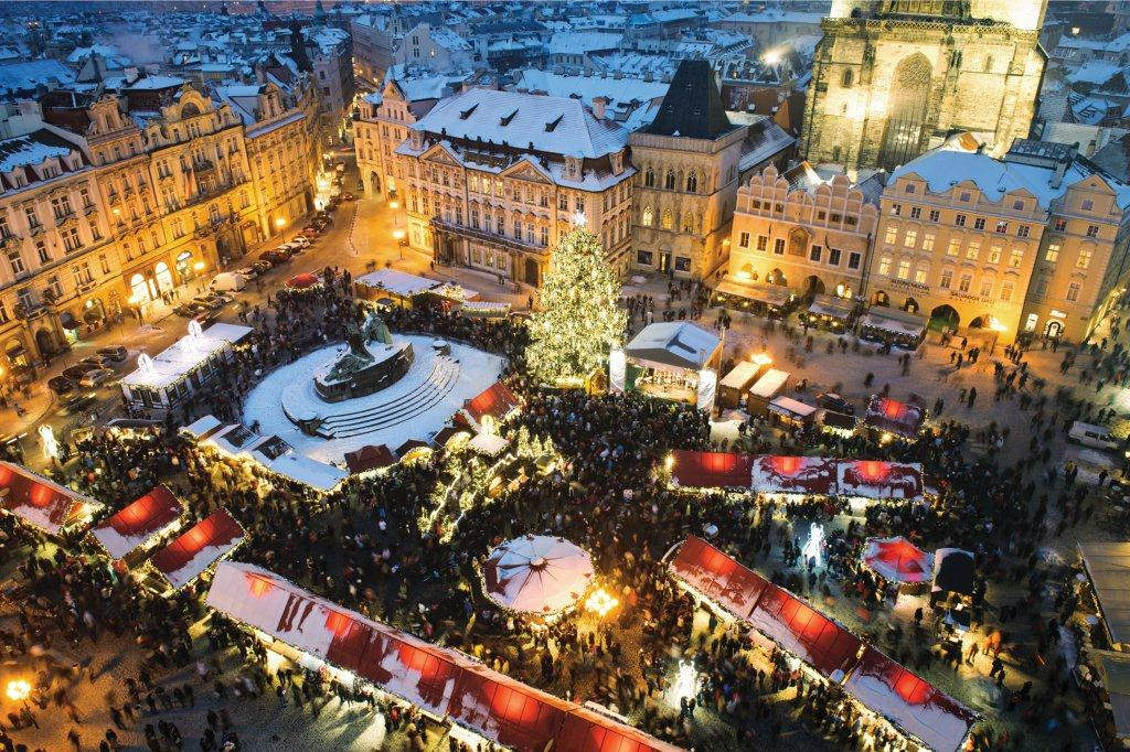 Best Christmas Markets in Europe Prague-Kids Are A Trip