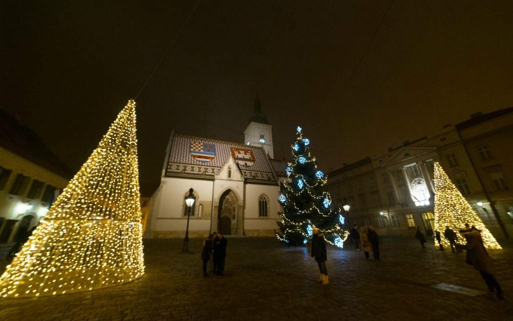 Best Christmas Markets in Europe Zagreb-Kids Are A Trip