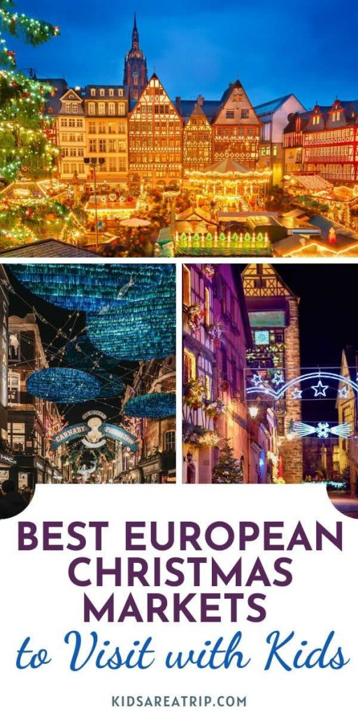 Best European Christmas Markets to Visit with Kids