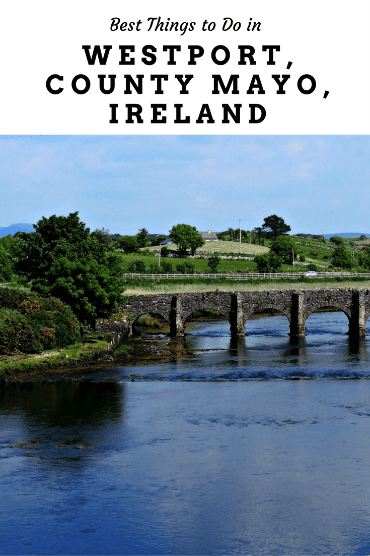 On the road between Dublin and Galway, the town of Westport can be overlooked. However, it's worth making a stop to check out the amazing things to do in Westport, County Mayo, Ireland. -Kids Are A Trip