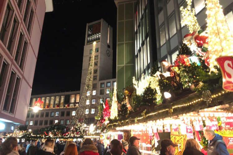 Stuttgart Christmas Market--