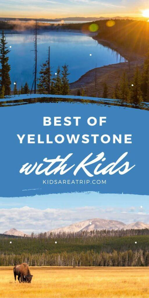 Yellowstone National Park with kids-Kids Are a Trip