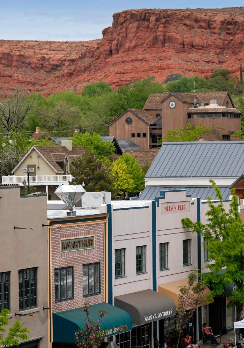 St George Utah with Kids Downtown_St_George_
