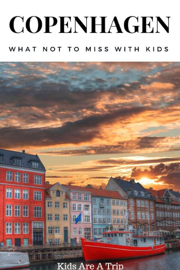 The best sights in Copenhagen to see when you travel with kids are endless. From canals and castles, to amusement parks and museums, kids will love it.-Kids Are A Trip