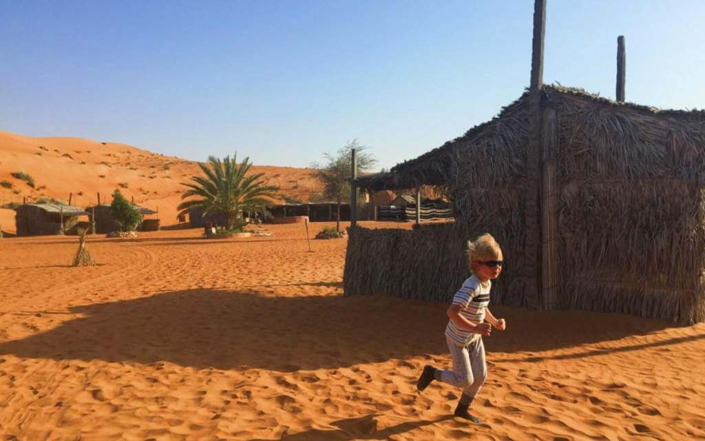 Best Family Vacation Spots Oman-Kids Are A Trip
