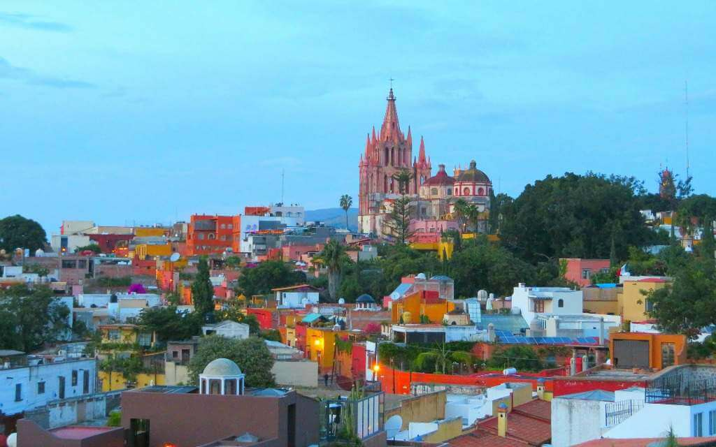 Best Vacations For Kids San Miguel De Allende Mexico Are A Trip