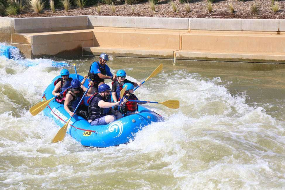 Best Vacation Spots for Kids Oklahoma City OKC-Riversports-Kids Are A Trip