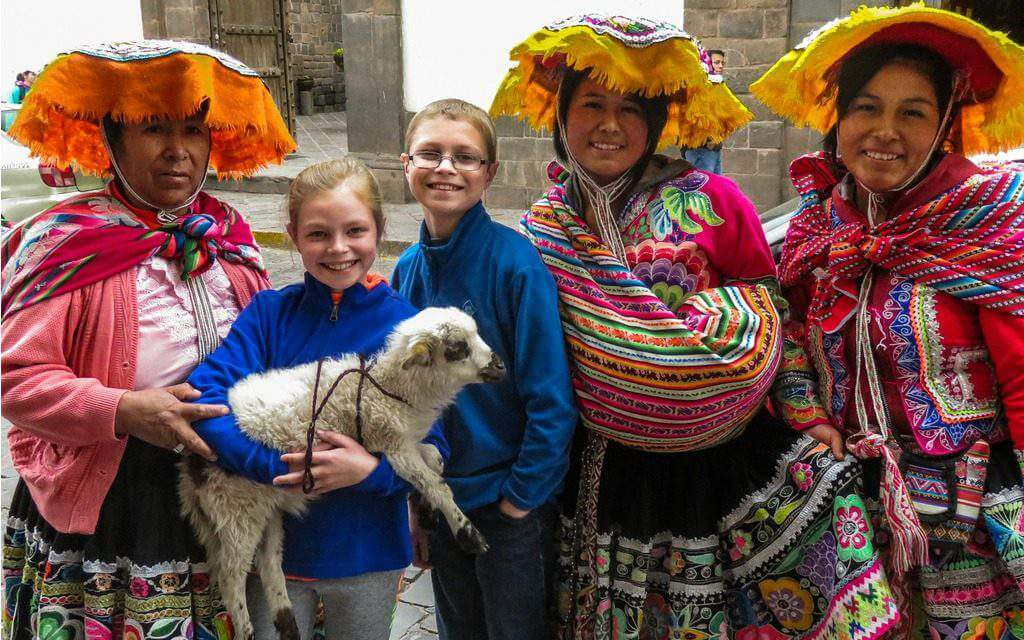 Best Places to Take a Tour with Kids Cusco Peru-Kids Are A Trip