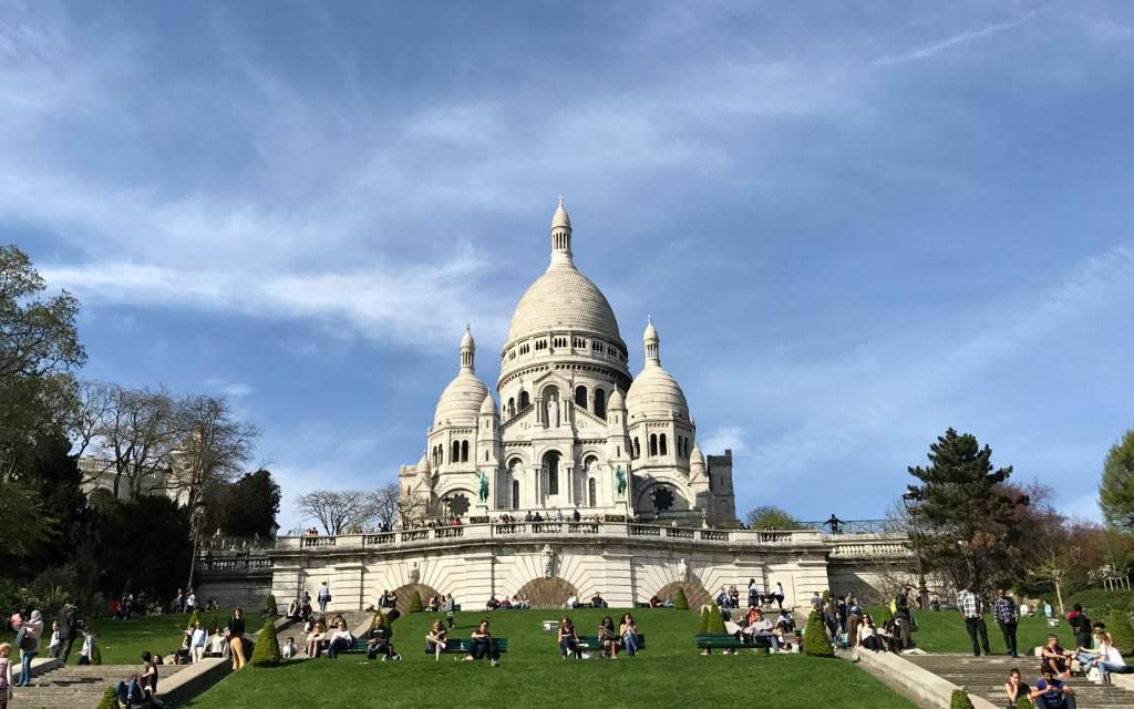 Best Things to Do in Paris with Kids Sacre Coeur-Kids Are A Trip