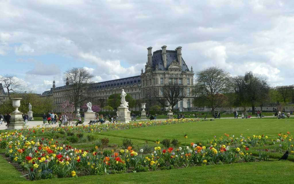 Best Things to Do in Paris with Kids Tuileries Gardens-Kids Are A Trip