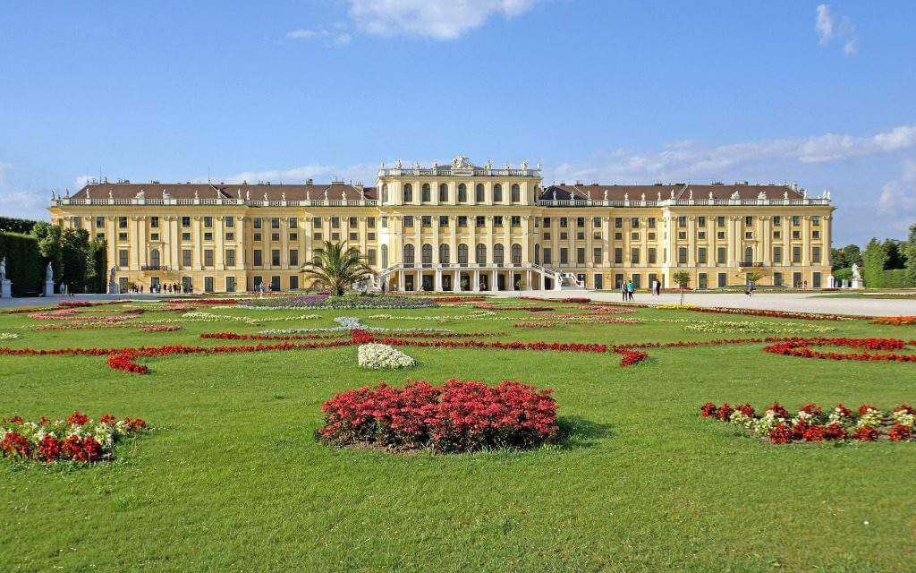Family Friendly Vacation Destination Vienna Austria Schoenbrunn-Kids Are A Trip