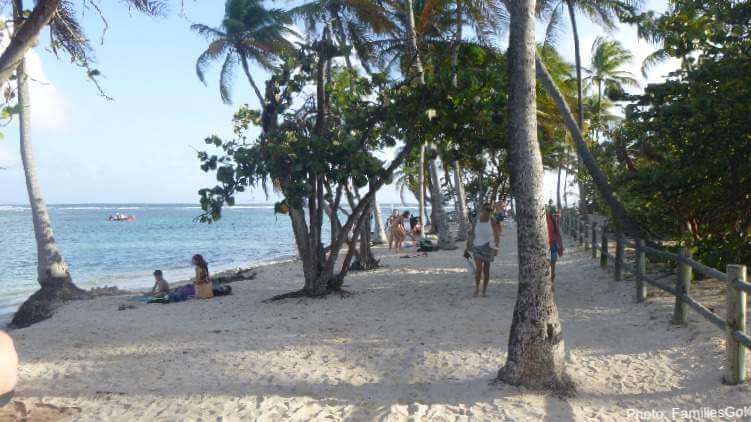 Family Friendly Vacation Destinations Guadeloupe-Kids Are A Trip