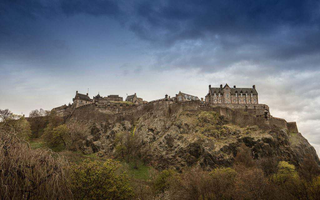 Favorite Family Destinations Edinburgh Scotland-Kids Are A Trip