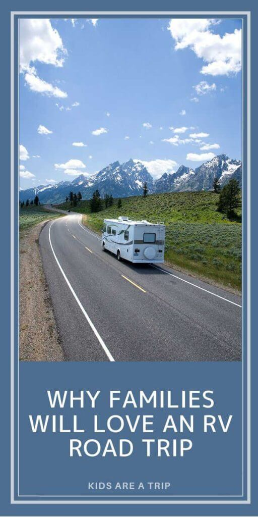 Is an RV rental Right for You-Kids Are A Trip