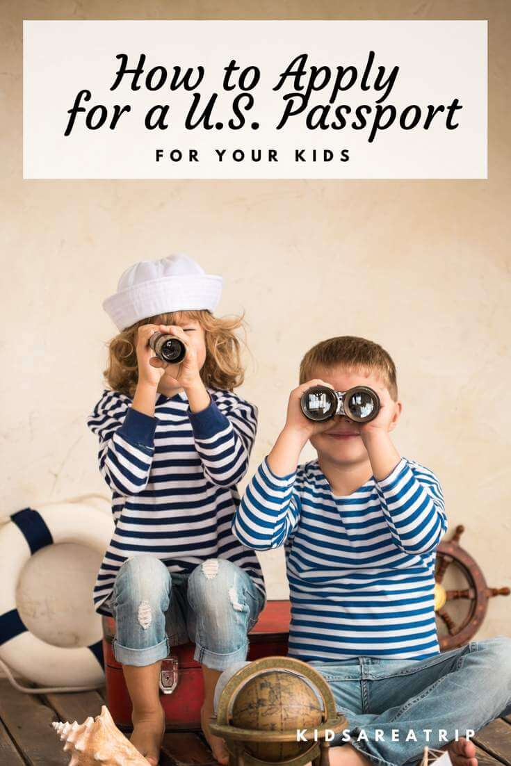 Applying for a passport for kids for the first time can be overwhelming. We help you navigate the process and show you how to apply for a passport for kids in a way that's easy to understand. - Kids Are A Trip