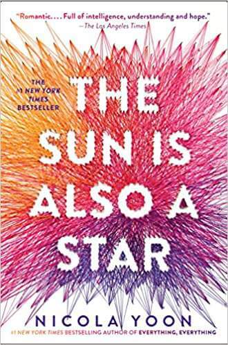 Best Audio Books for a Road Trip The Sun is Also a Star-Kids Are A Trip