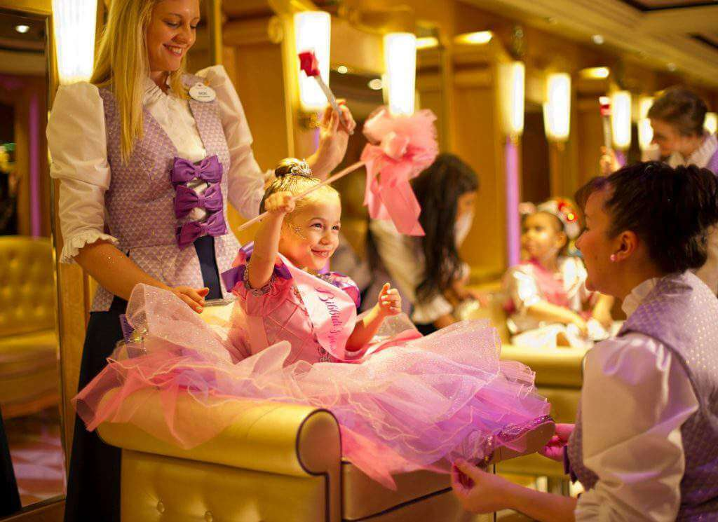 Bibbidi Bobbidi Boutique Disney Cruise Packing Tips-Kids Are A Trip