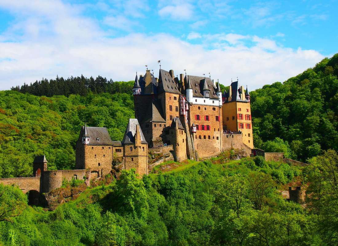 Burg Eltz Castles in Germany-Kids Are A Trip