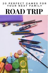 If you are looking for car games for your next family road trip, we have you covered. These games to play in the car are perfect for all ages. - Kids Are A Trip