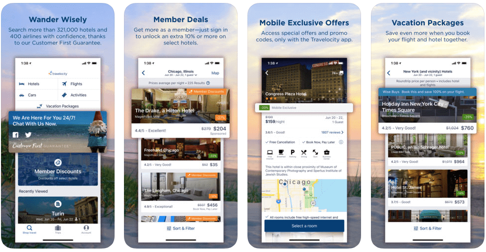 Best Travel Apps 2018 Travelocity Plan Travel-Kids Are A Trip