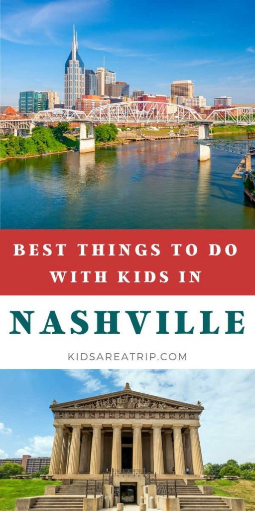 Best Things to Do in Nashville with Kids