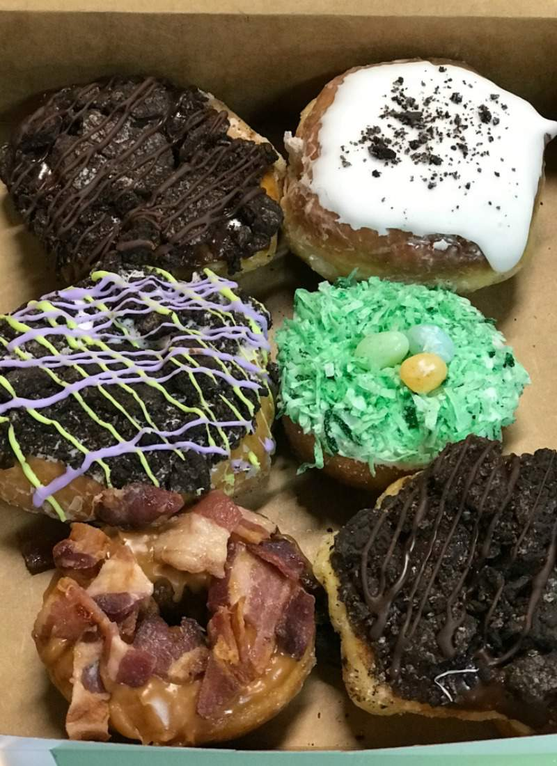 Things to Do in Chattanooga Tennessee Julie Darling Donuts-Kids Are A Trip
