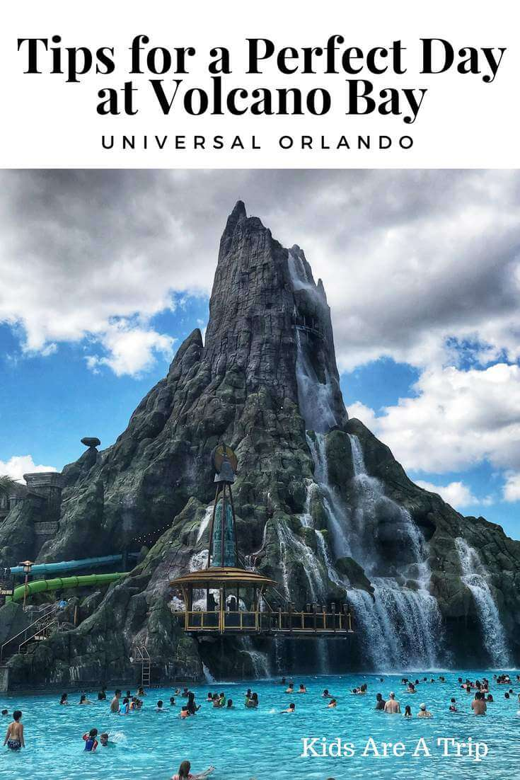 Universal's latest theme park, Volcano Bay, can be overwhelming if you don't go in with a game plan. This water park in Orlando, Florida is perfect for a day of exploring, but we're sharing our Volcano Bay tips to make sure everything goes smoothly. - Kids Are A Trip