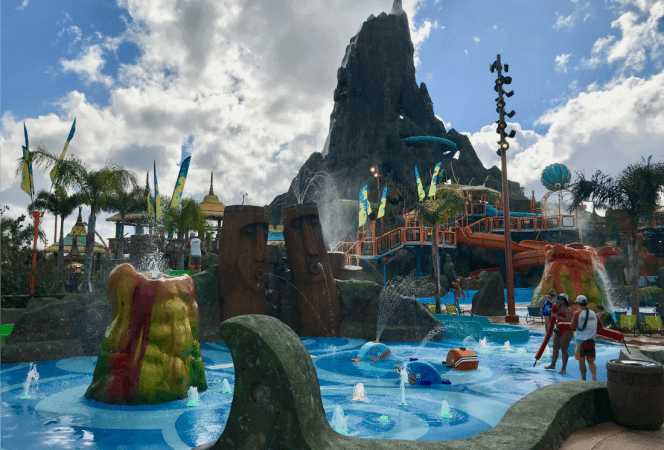 Tips for a Perfect Day at Universal's Volcano Bay