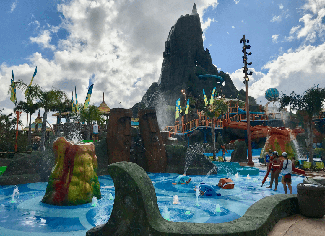 Volcano Bay Toddler Play Spaces-Kids Are A Trip