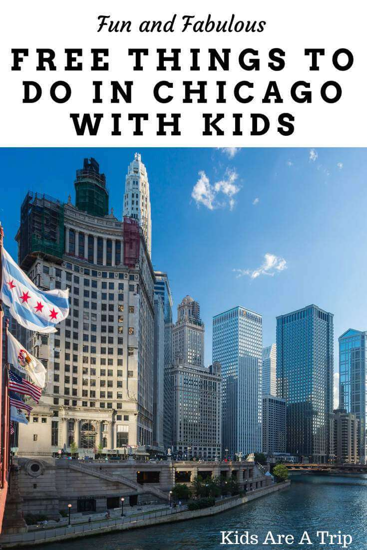 Chicago is a perfect destination to explore with kids, but it can get pricey. Here are some of our favorite free things to do in Chicago with kids for your next visit. - Kids Are A Trip