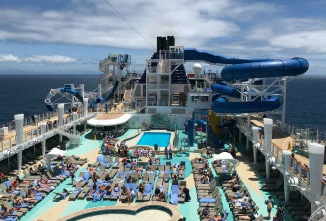 Sailing the seas on a large cruise ship can be daunting, so here are 10 things to know before you book a cruise to make your trip easier. - Kids Are A Trip