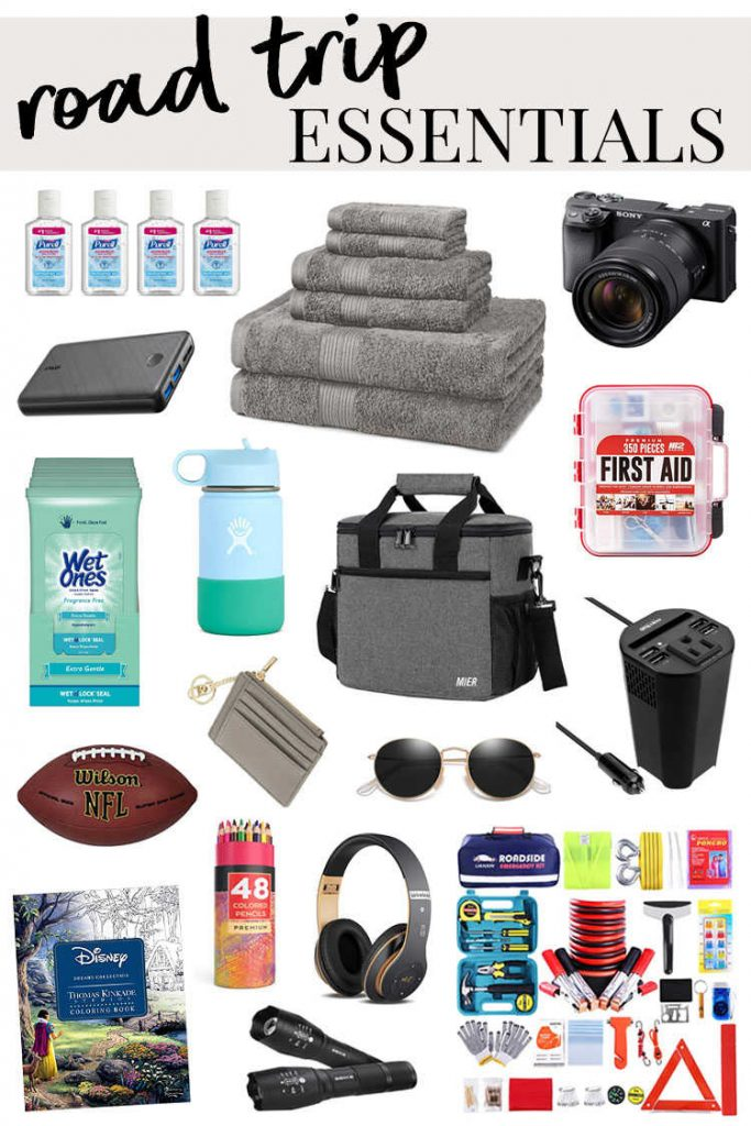 Road Trip Essentials for Families-Kids Are A Trip