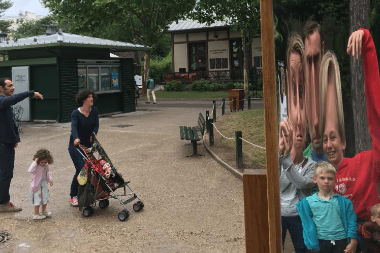 Best Playgrounds in Paris