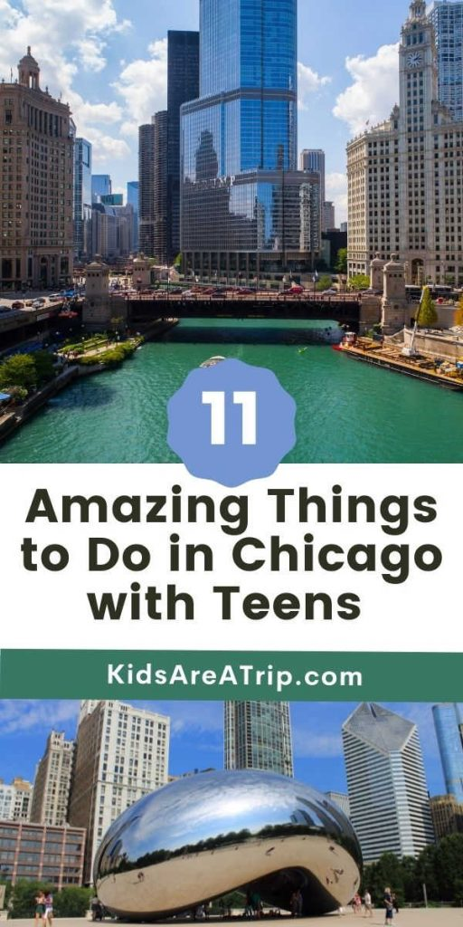 Amazing things to do in Chicago with teens-Kids Are A Trip