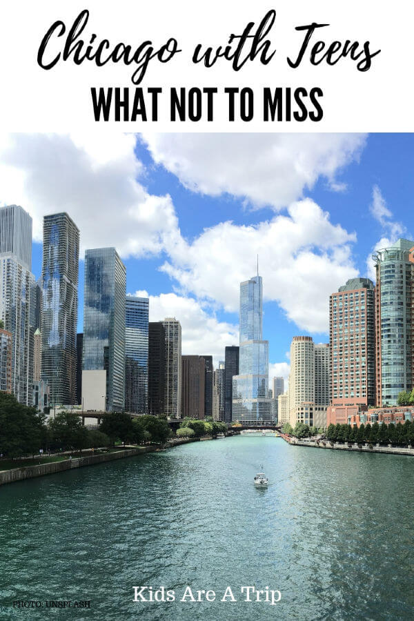If you are visiting Chicago with teens, you want to know where to have the most fun. Here are our top choices for fun things to do in Chicago with teens. - Kids Are A Trip #Chicago #familytravel #Illinois