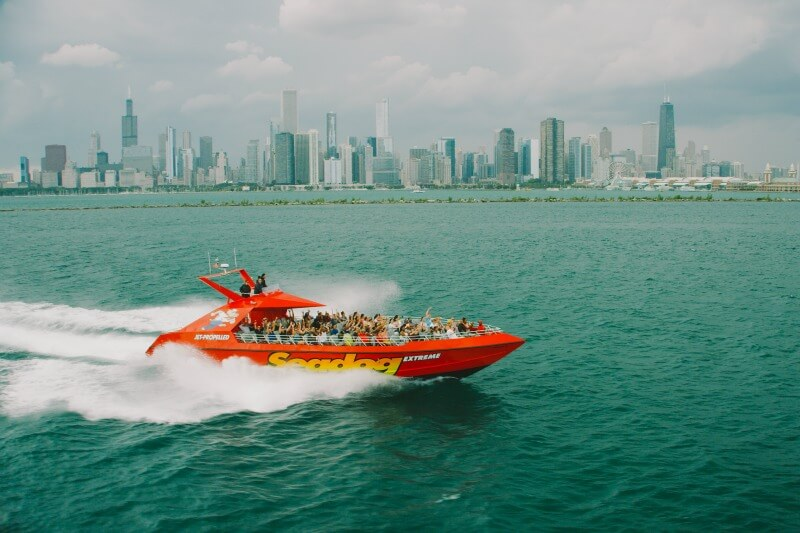 Take a Seadog Extreme Adventure in Chicago with Teens-Kids Are A Trip