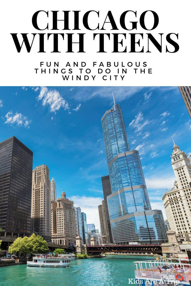 Chicago is a place teens will love to explore. Here are some of our favorite things to do in Chicago for your next trip. - Kids Are A Trip