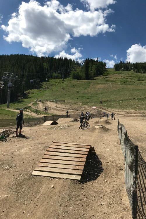 Keystone-Resort-with-Kids-Mountain-Bike-Track-Kids-Are-A-Trip