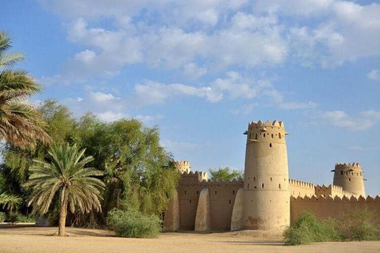 Things-to-Do-in-Dubai-Day-Trip-to-Jahili-Fort-Al-Ain-Kids-Are-A-Trip