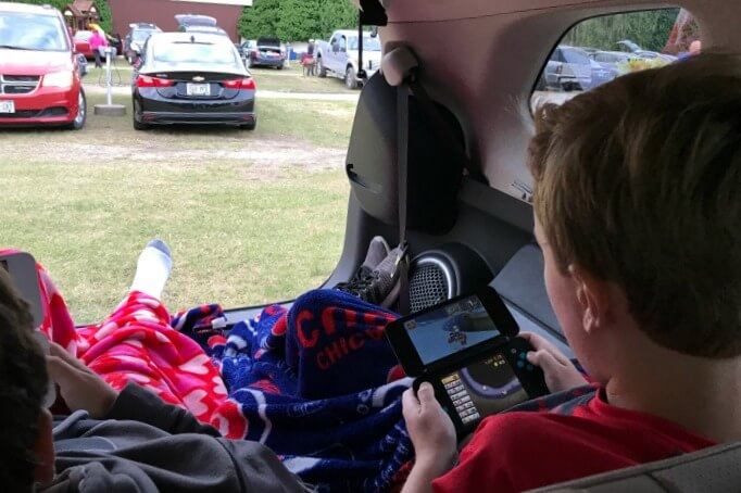 Nintendo 2DS XL Road Trip Game-Kids Are A Trip