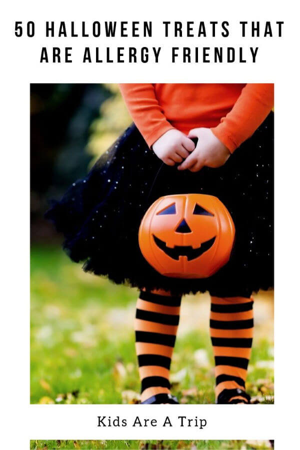 Allergy Friendly Halloween Treats-Kids Are A Trip