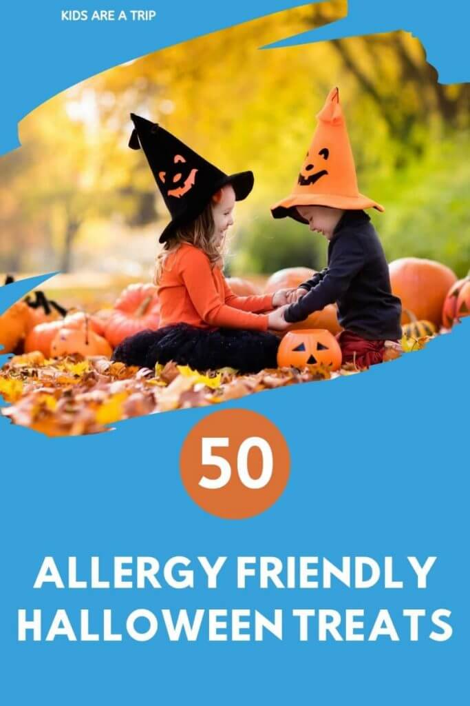 Halloween Treats for Kids with Food Allergies-Kids Are A Trip