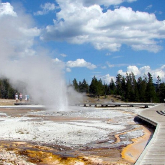 Best Things to Do at Yellowstone National Park with Teens