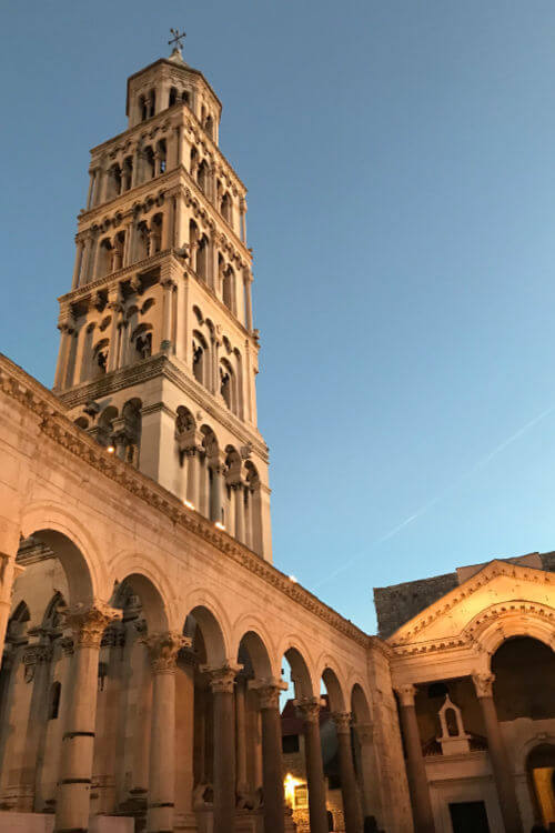 St Domnius Cathedral Split Croatia-Kids Are A Trip