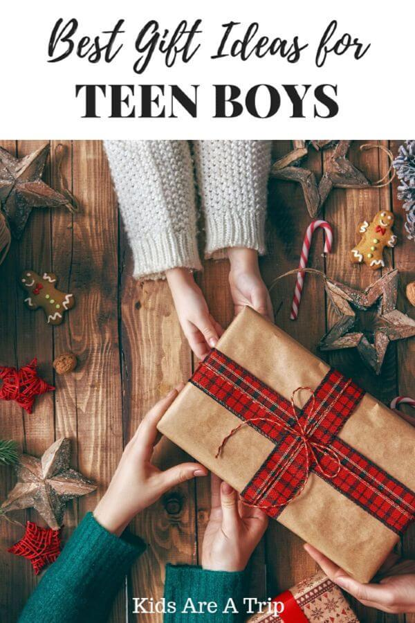 When many teens ask for gift cards these days, it can be hard to know what to buy them. Here are some of the best gifts for teen boys to help with your shopping this holiday season. - Kids Are A Trip