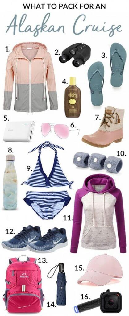 what to pack for an alaskan cruise packing list kids are a