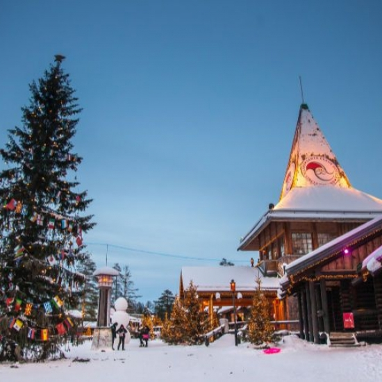 How to Plan a Road Trip to Finland in Winter