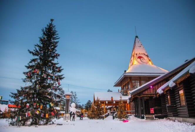 If you ever thought about planning a winter trip to Finland, you've come to the right place. We have the best places to visit in Finland and how to get there. Take a winter road trip to Finland with us. - Kids Are A Trip